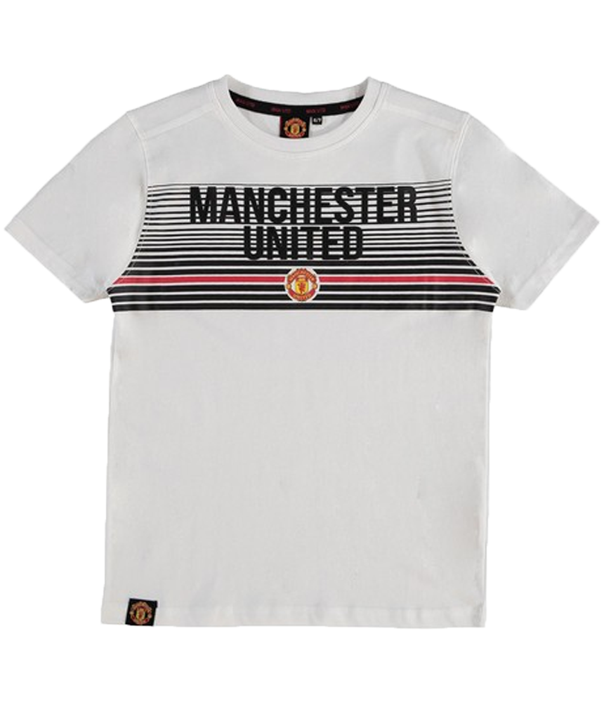 588fadeb Manchester United t-skjorte, barn